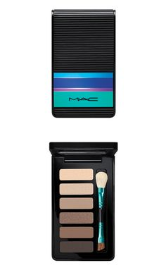 MAC Enchanted Eve Collection for Holiday 2015 - Enchanted Eve Warm Eyeshadow X6