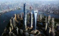 Shanghai Tower - Concept - At a height of 632 meters, China's Shanghai Tower is on track to become the world's second-tallest building.