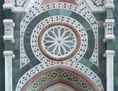 Facciata particolare - Firenze Duomo Cattedrale di Santa Maria del Fiore #TuscanyAgriturismoGiratola
