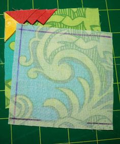 .Quiltscapes.: Chick Pincushion