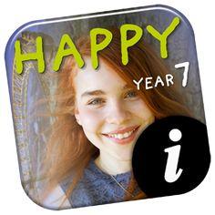 Happy Year 7
