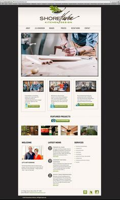 Trampoline's #webdesign for The Fireplace Company in Lake George ...