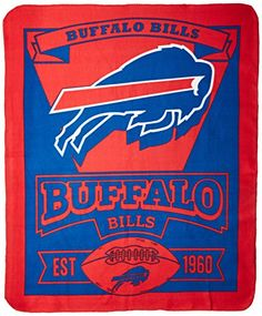 NFL Marque Printed Fleece Throw *** Be sure to check out this awesome product.