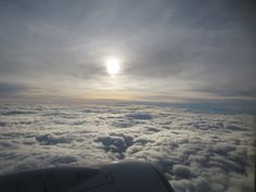 Up in the air..