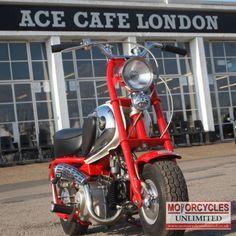 1963 HONDA CZ100 Z50 Monkey Bike for Sale | Motorcycles Unlimited
