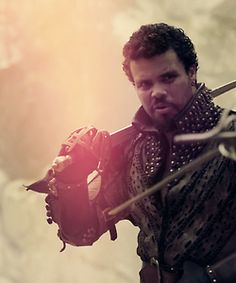 The Musketeers - Porthos (1x09, Knight Takes Queen) http://facebook.com/muszkieterowiebbc