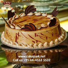 Irish way of Coffee concoction smoothed in whipped cream Spread over a soft vanilla ponge covered with rich chocolate shields to enhance the taste #Themecakes #Cakeshopbangalore #Regularfreshcreamcakes  For more: http://www.cakepark.net/irish-coffee-rfcic.html Call us: +91-44-4553 5532