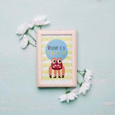Whatever It Is It Wasn't Me Print, Nursery Art, Instant Download Printable Nursery Art, Baby Decor, Nursery Wall Art, Room Art, Baby Print Room Art, Baby Prints, Baby Decor, Nursery Wall Art, Poster Prints, Printable, Frame, Artwork, Etsy
