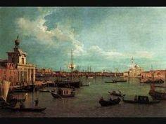 Canaletto (Giovanni Antonio Canal) Italian / Venice: the Bacino di San Marco from the Canale della Giudecca Italy, c. 1735 - 1744 / The Wallace Collection, London