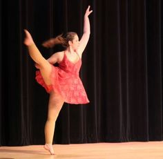 "Ocean City's Got Talent  Mikayla Otley dances to the song ""Across the Universe."""
