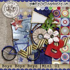 Boys Boys Boys Mini01 | September Mixology