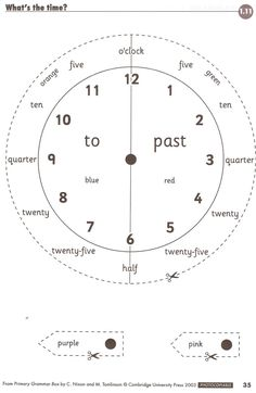 Here is a new collection of free and printable elapsed time worksheets for your students or children to learn time-telling. These worksheets consist of printable telling time and elapsed time worksheets with different exercises on each page. Clock Worksheets, 1st Grade Math Worksheets, Free Worksheets, Perimeter Worksheets, Grade 1 Worksheets, Multiplication Worksheets, Therapy Worksheets, Number Worksheets, Grammar Worksheets