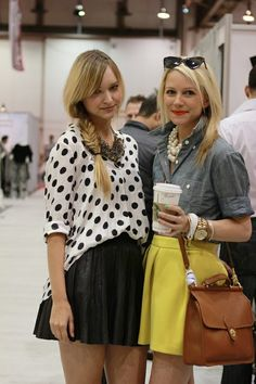 love both outfits fashion