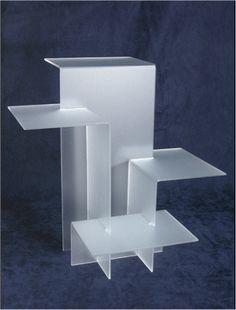 4-Tier Acrylic Display Stand