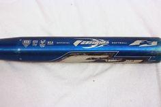 Demarini F3 ASA Softball Bat Fastpitch Doublewall NSA S3 Alloy Blue 33 Vari wall #DeMarini