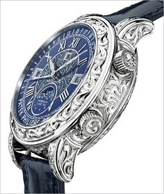The grand creation of a grand complication Patek Philippe the Sky Moon Tourbillon (PR/Pics/Watch http://watchmobile7.com/data/News/2013/06/130611-patek_philippe-sky_moon_tourbillon.html) (5/6) #watches