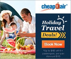 """Check Out Our Roundtrip Fares UNDER $199! That""""s RIGHT! Rountrip Airfare for under $199.00! There, I said it again!! Book Today! http://www.freetravelinfodirectory.net/"""