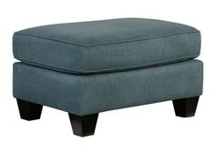 Brileigh Teal Ottoman, /category/living-room/brileigh-teal-ottoman.html
