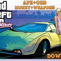 Grand Theft Auto Vice City Mod APK 2020 Download Play Gta 5, Game Background, San Andreas, Character Modeling, Grand Theft Auto, City