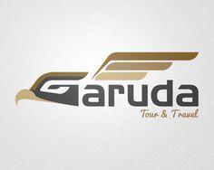 Garuda Tour - Logo by Indra Permana, via Behance