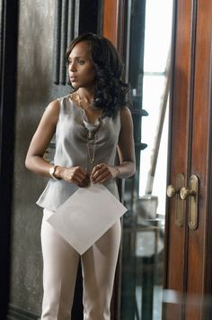 Olivia Pope of ABC's Scandal