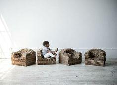 paper fix | cardboard furniture