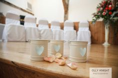 John & Lucy's Wedding at Winters Barns in Canterbury, Kent