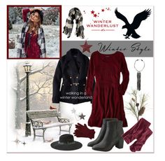 Show off your winter wanderlust style with your new holiday favorites from American Eagle. Aeo, Winter Wonderland, American Eagle Outfitters, Winter Fashion, Wanderlust, Style Inspiration, Winter Style, Polyvore, How To Wear