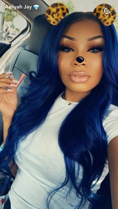 Blue Wigs Lace Hair Lace Frontal Wigs Best Hair Color For Blue Eyes Straight Frontal Wig Beauty Supply Lace Front Wigs Frontal Hairstyles, Weave Hairstyles, Cool Hairstyles, Black Hairstyles, Natural Hair Bun Styles, Curly Hair Styles, Lace Front Wigs, Lace Wigs, Blue Lace Front Wig