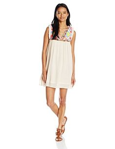 ONeill Juniors Cove Dress Dew S -- Check out this great product. (This is an affiliate link) #WomensDresses