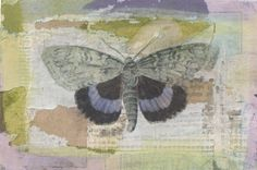 blended_paper_collage_gesso_background_image_transfer_Really Cool Tutorial!!