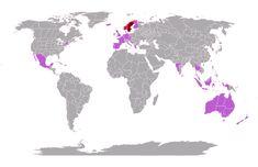 Jag har utforskat 10.83% av världen #mytravelmap