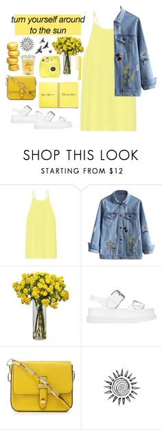 """""""#415"""" by blacksky000 ❤ liked on Polyvore featuring TIBI, Nearly Natural, Fuji and STELLA McCARTNEY"""