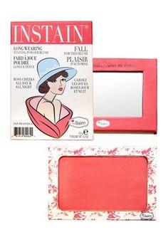 theBalm INSTAIN Blush - Toile X  $22 (2013)