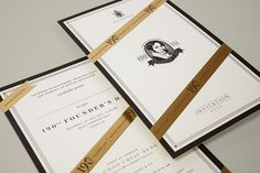 190th Founder's Day on Behance