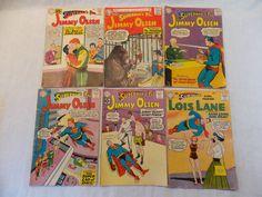 Superman's Pal & Girl Friend Jimmy Olsen 22 24 39 55 56 Lois Lane 12 #Comic Book  FB: http://www.smarturl.it/r0xm7t Twitter: @HFToysEbay ebay: http://stores.ebay.com/hf-toys