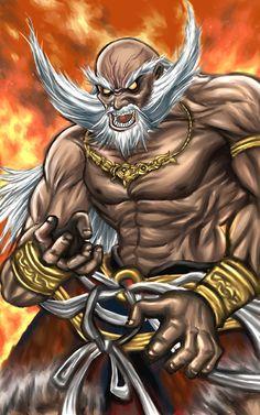 Jinpachi Mishima-Tekken FanArt by on DeviantArt Tekken Wallpaper, Jin Kazama, Tekken 7, Fantasy Warrior, Fighting Games, Street Fighter, Dream Team, Game Character, Game Art
