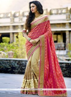 Smashing Indian Saree Collection 2015-2016.The most excellent plus exciting trimmings are also fond of with them. These Indian Bridal Dresses 2015 are just