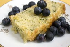 Lemon Basil Cake | All recipes with Trader Joes products for easy, quick, healthy meal ideas  (sounds interesting!)