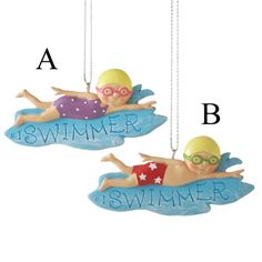 Girl or Boy Swimmers ~ UPC: 738449340479