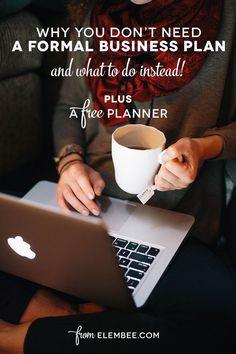 biz planning spreadsheet