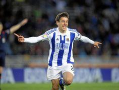 @RealSociedad Mikel #Oyarzabal, el gol; Gerónimo #Rulli, el mejor #9ine
