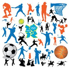 Free Sports Vector - Cliparts.co