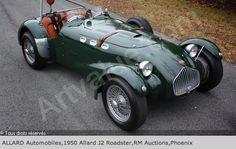 1950 - Allard J2 Roadster