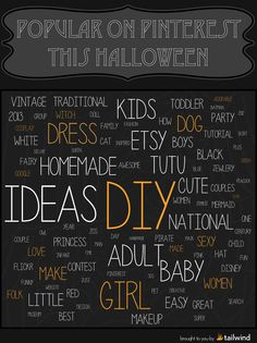 What's Popular on Pinterest This Halloween - Business 2 Community