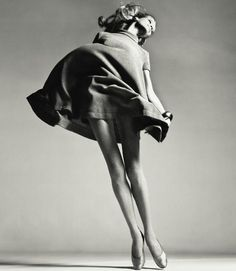 Verushka by richard avedon