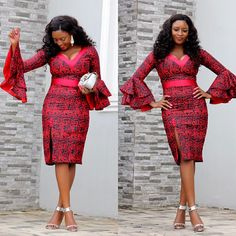 100 Latest Ankara Styles 2020 for High Class Beautiful Ladies. Beautiful Ankara Styles Beauty is everything in the world today and as a lady, Ankara Ankara Dress Styles, Latest Ankara Styles, African Print Dresses, African Fashion Dresses, African Dress, African Outfits, African Lace, African Fashion Designers, African Print Fashion