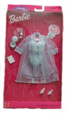 """Barbie Fashion Avenue """"Blue Magnolia Fashion"""" Lingerie Set Barbie http://www.amazon.com/dp/B00L9MCK1U/ref=cm_sw_r_pi_dp_vTvXtb0BCH6S3Y0W"""
