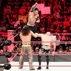 The Hardy Boyz vs. Luke Gallows & Karl Anderson: Fotos