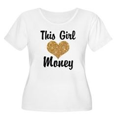 This Girl (lo Women's Plus Size Scoop Neck T-Shirt